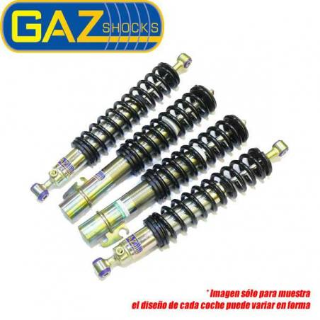 Juego pastillas freno delanteras Ferodo Racing DS Performance / DS2500 / DS3000 BMW Serie 3 E46 330i/d/xd
