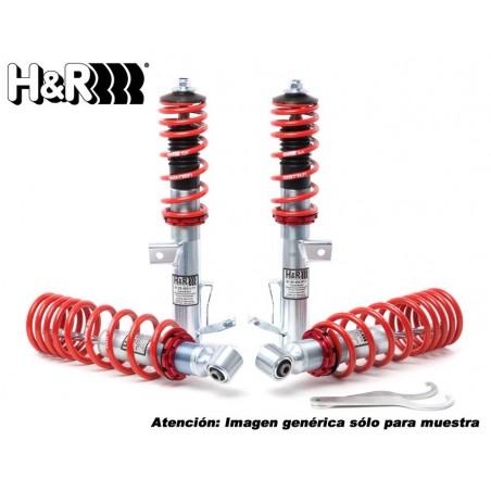 Suspensiones roscadas ajustables Bilstein B14 y B16 Honda S2000