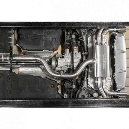 BMW Serie 4 420D Kit embrague prensa, disco orgánico y cojinete Sachs Performance