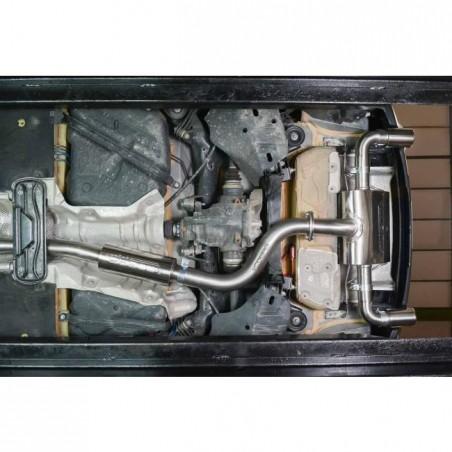 Subaru Impreza GDA/GDB manguetas 65/75 mm suspensiones roscadas Bilstein PSS B14