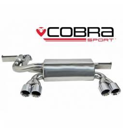Sistema de escape catback altas prestaciones Cobra Sport para BMW M3 (E46) 2001-2006