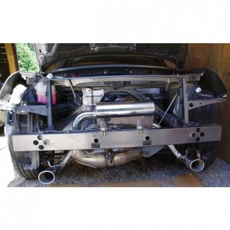 Set 2 separadores de ruedas Spacers de doble centraje y doble fijación de 20 hasta 100 mm