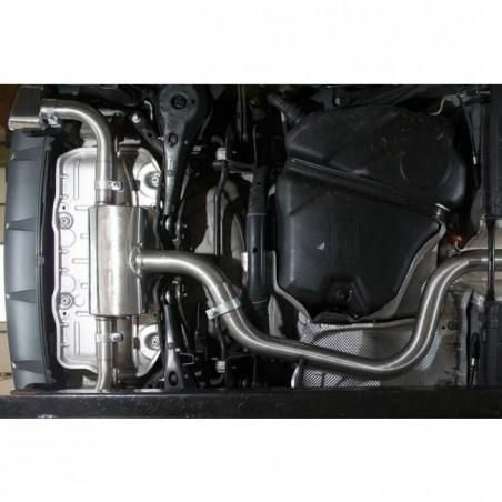 Volante RRS Rally 3 radios diámetro 350 mm x 90 mm profunidad