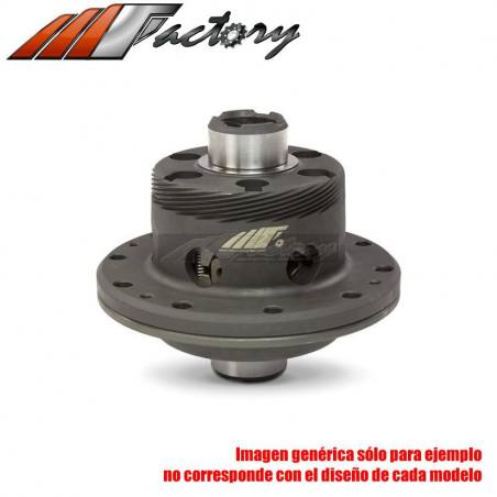 VW Golf 1 kit suspensiones roscadas GAZ Motorsport 2 Way External canister