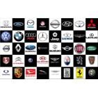 Listado por fabricantes coches. ESPECIALIDADES