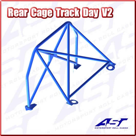 AST TRACK DAY REAR CAGE V2