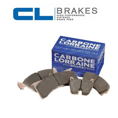 Pastillas de freno altas prestaciones Carbone Lorraine