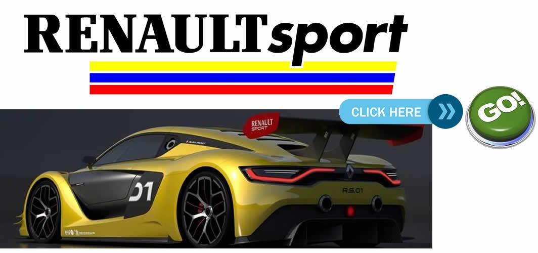 Renault SPORT PARTS