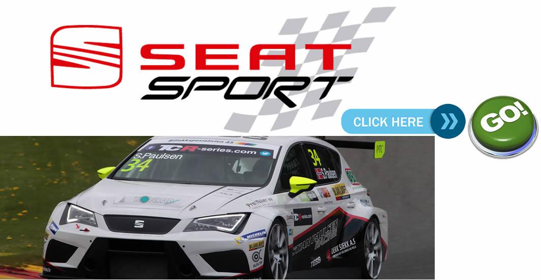 SEAT SPORT PARTS