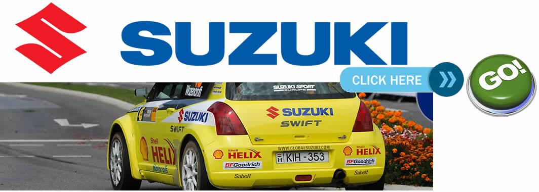 Suzuki Performance Parts