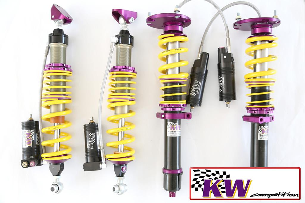 suspensiones roscadas